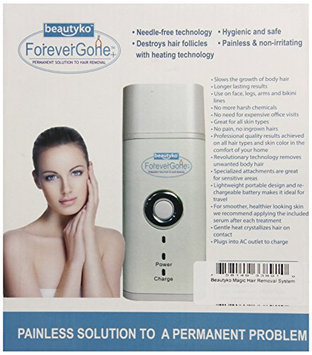 Beautyko Magic Hair Removal System