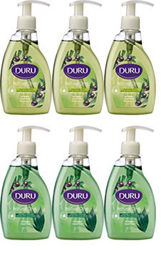 Duru Natural Liquid Hand Soap Variety Pack