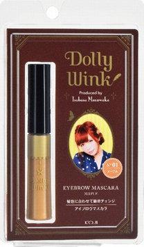 DOLLY WINK Koji Eyebrow Mascara