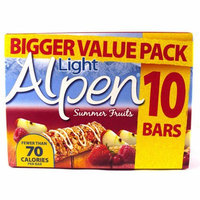 Alpen Light Summer Fruits Cereal Bar