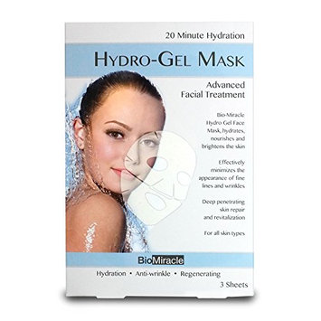 Bio-Miracle Hydro-Gel Face Mask