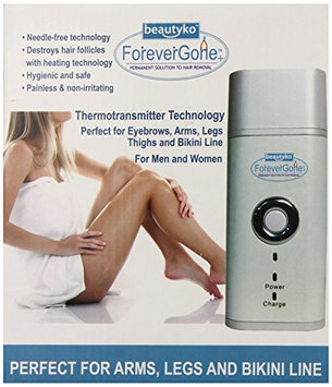 Forever Gone Thermo Heat Therapy Hair Removal Complete Set