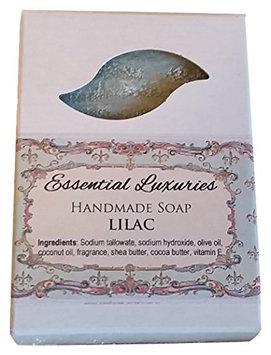 Lilac Soap - Exfoliating - Oatmeal