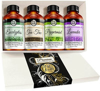 Oil of Youth Large Premium Aromatherapy Gift Set with Lavender