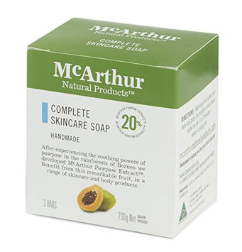McArthur Natural Products Complete Skincare Soap Pack