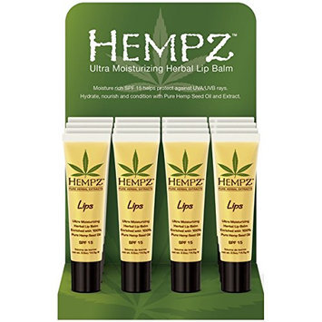 Hempz Lip Balm Display