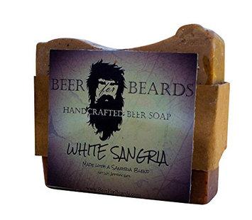Beer For Beards White Sangria Wine Soap