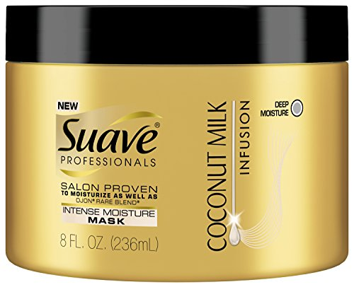 Suave® Professionals® Coconut Milk Infusion Intense Moisture Mask