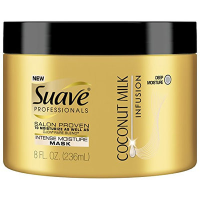 Suave Professionals® Coconut Milk Infusion Intense Moisture Mask
