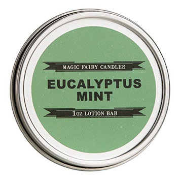 Magic Fairy Candles Eucalyptus Mint Lotion Bar