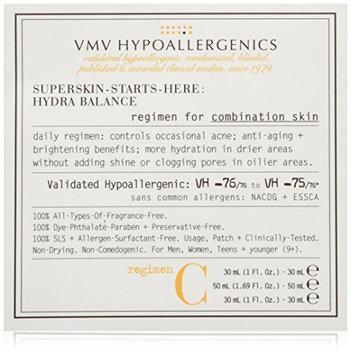 VMV Hypoallergenics Superskin Starts-Here-Set for Combination Skin