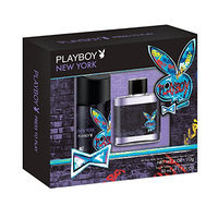 Playboy Male New York Eau de Toilette Spray