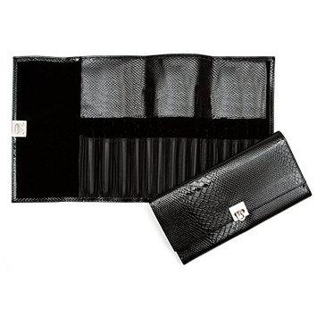 Beauty Pro Series 15 pc Brush Case Black
