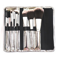 Be A Bombshell Cosmetics Brush Set