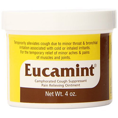 Botanic Choice Eucamint Camphorated Ointment
