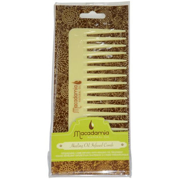 Healing Oil Infused Comb Comb Unisex by Macadamia