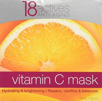 18 Actives Vitamin C Mask