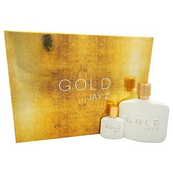 Jay Z Gold 2 Piece Gift Set