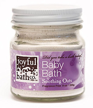 Joyful Bath Co Baby Bath Soothing Oats