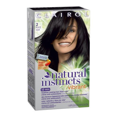 Clairol Natural Instincts Vibrant Permanent Hair Color 2