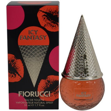 Fiorucci Parfums Icy Fantasy Eau de Toilette Spray for Women
