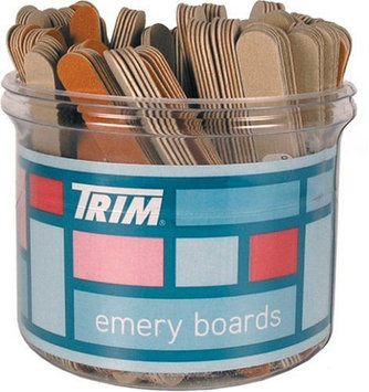 Trim Emery Board Drum