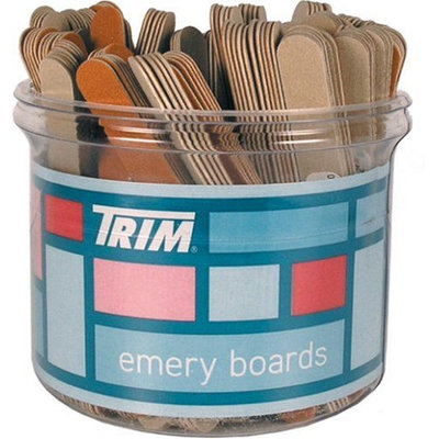 Trim Emery Board Drum