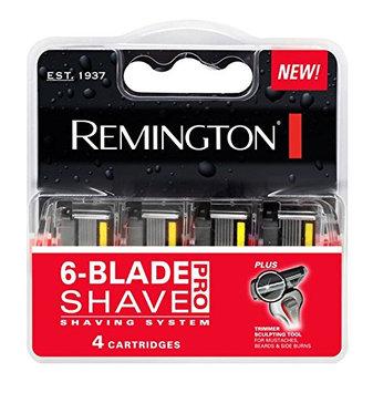 Remington Men's Six Blade System Cartridge Refills
