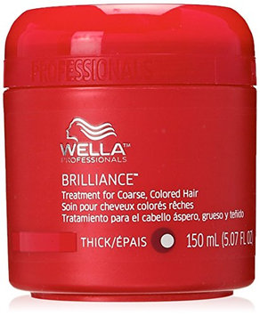 Wella Coarse Colored Hair Brilliance Treatment for Unisex