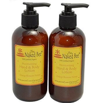 The Naked Bee Orange Blossom Honey Hand & Body Lotion