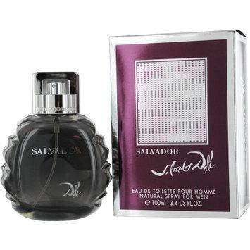 Salvador Dali Salvador for Men Eau De Toilette Spray