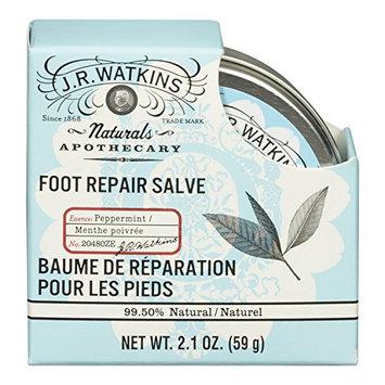 J.R. Watkins Natural Foot Repair Salve