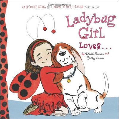 Ladybug Girl Loves. - 1 ct.