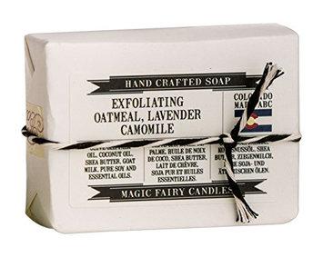 Magic Fairy Candles Exfoliating Goat Milk Soap