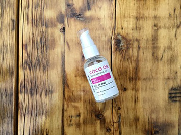 Liquid Coconut Oil Rose - Anti Aging