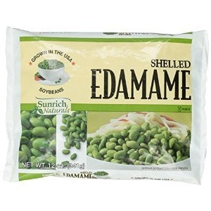Sunrich Naturals Shelled Edamame