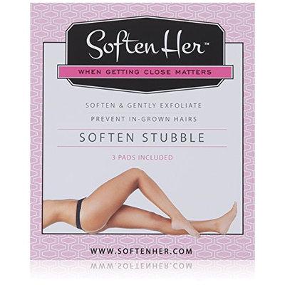 The Soft Goat Soften Her Stubble Softener