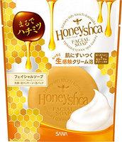 SANA Honeyshca Facial Soap