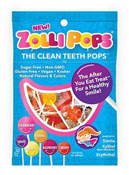 Zollipops Clean Teeth Pops