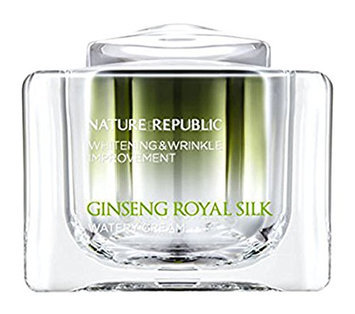 Nature Republic Naturerepublic Ginseng Royal Silk Watery Cream