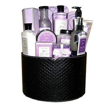Scented Secrets  Bath and Shower Set Lavender White Tea
