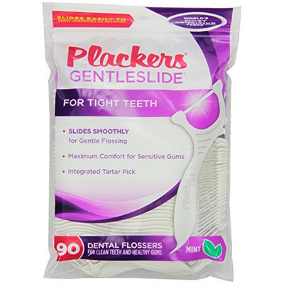 Plackers Gentleslide Flosser