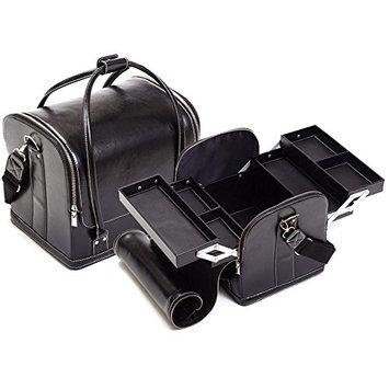 Beauty Pro Series Large Makeup Case Black