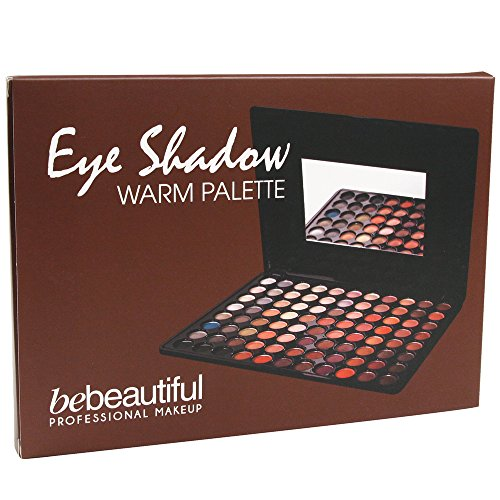 Bebeautiful Eyeshadow 88 Shades Palette