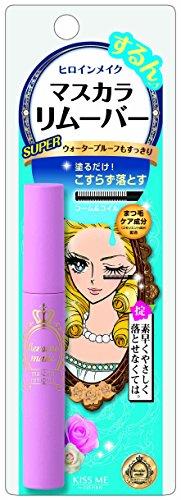 Kiss Me Heroine Make Mascara Remover
