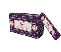 Satya Nag Champa Reiki incense sticks-12packs x 15grams