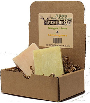 Yankee Traders Brand All Natural Handmade Soap Assortment