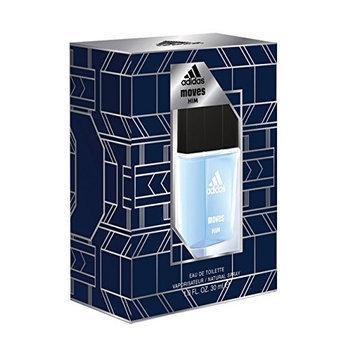 Adidas Fragrance Moves for Him Trendy Giftables Gift Set (1.0 Ounce Eau De Toilette)