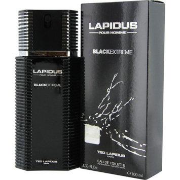 Ted Lapidus Lapidus Pour Homme Black Extreme Eau de Toilette Spray for Men