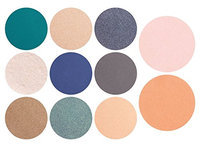 The Seacliff Collection with Florentine Gold magnetic ittse Palette